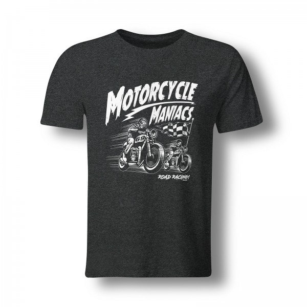 T-Shirt - motorcycle maniacs