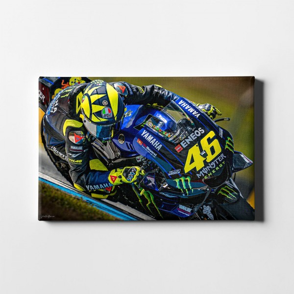 "Valentino Rossi - ""close up 2019"" - VR53"