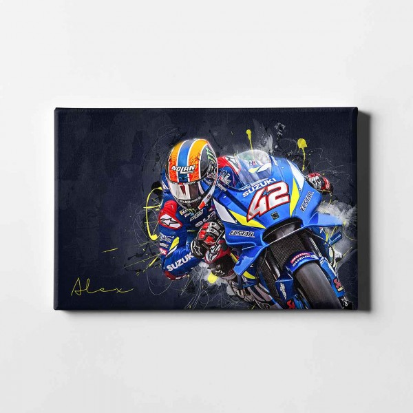 "Alex Rins "" fourty2 """