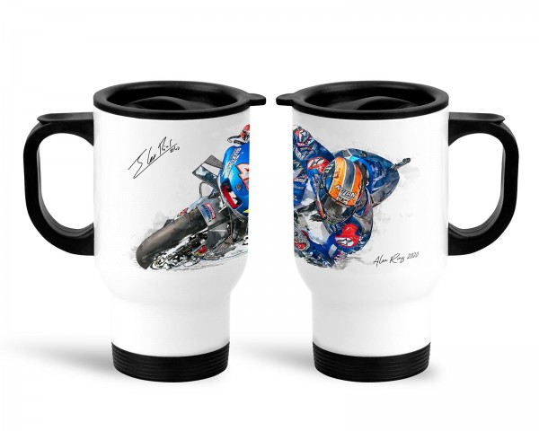Thermobecher AR001 - Alex Rins - 2020