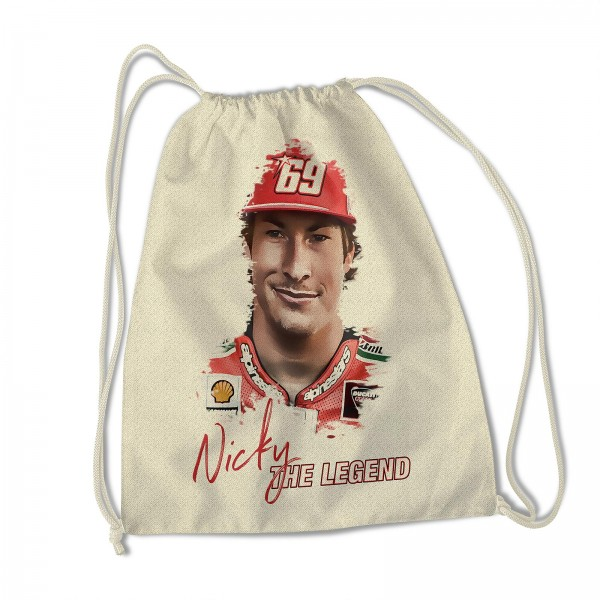 Rucksack - Nicky Hayden - Nicky - the legend