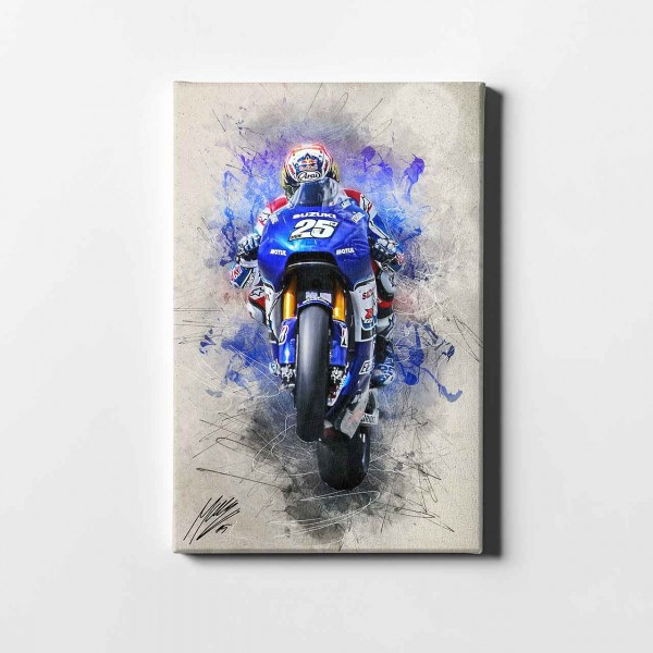 "Maverick Viñales - ""Sari Power artwork"" - MV04 -"