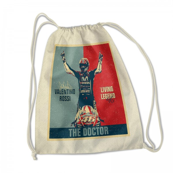Rucksack - Valentino Rossi - Living legend - The Doctor