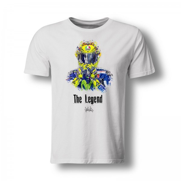 T-Shirt Valentino Rossi - The Legend