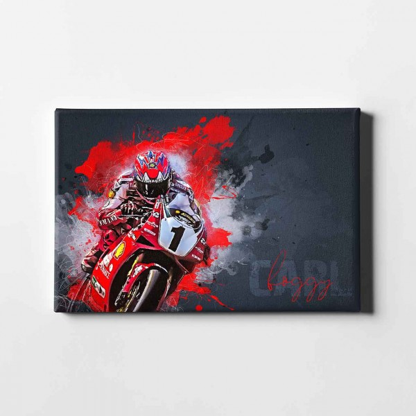 "Carl Fogarty - ""foggy"" - CF01"