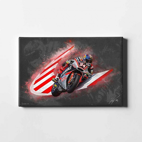 "Jonas Folger - ""Barcelona Hang off GRAU- artwork"" - JF07 -"
