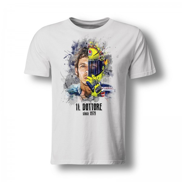 T-Shirt Valentino Rossi - face2face