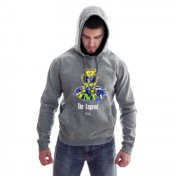 Hoodie - Valentino Rossi - the Legend