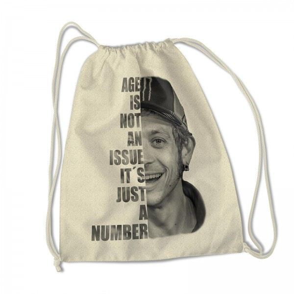 """Rucksack - Valentino Rossi - """"Age is not an issue..."""""""