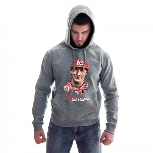 Hoodie - Nicky Hayden - the legend