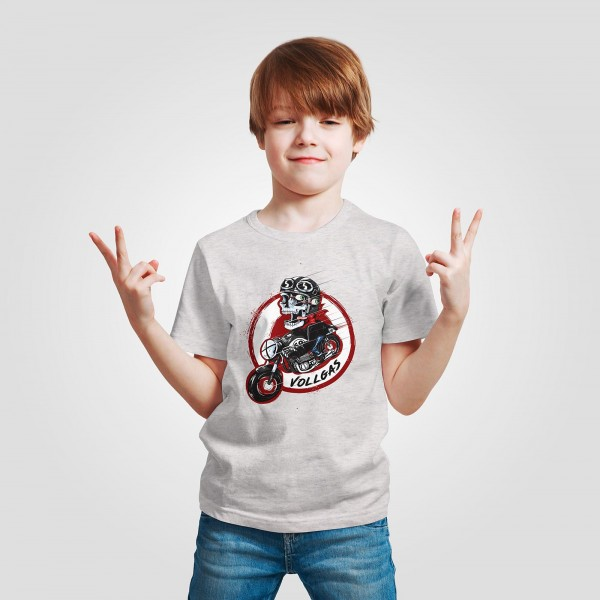 Kinder T-Shirt - Vollgas - 69