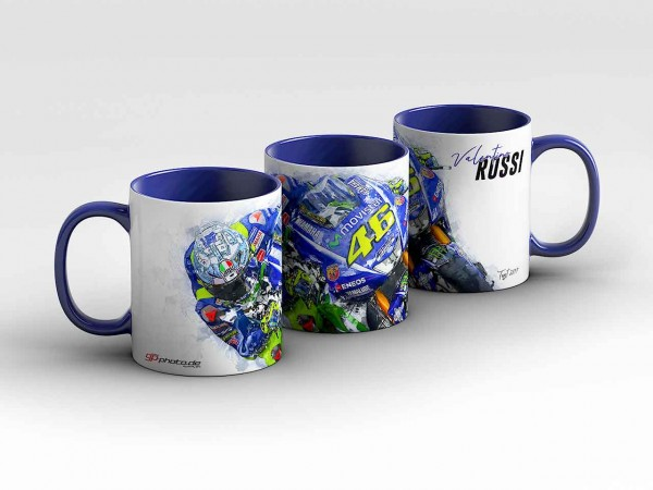 GP-Tasse 87 - Valentino Rossi - Collectors Edition - 2017