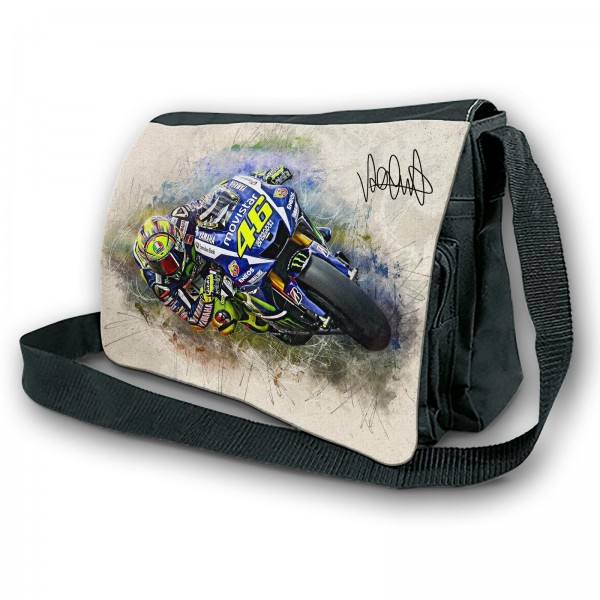 Schultertasche - Valentino Rossi - Barcelona Hang off
