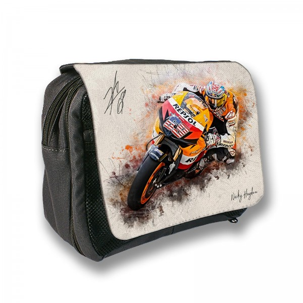 Kulturtasche - Nicky Hayden - The American