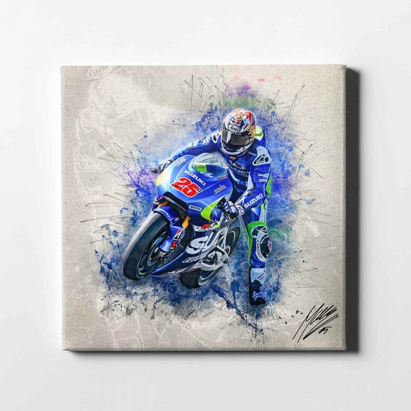 "Maverick Vinales - ""Misano brakin artwork"" - MV03 -"