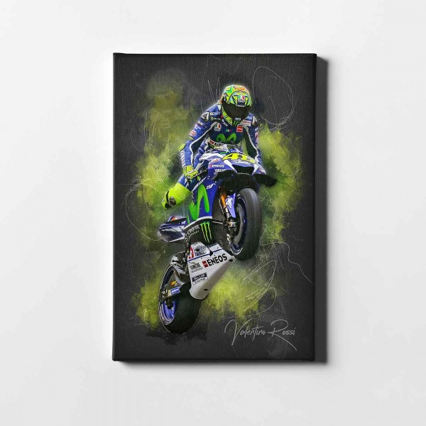 "Valentino Rossi - ""Brünn this side"" - VR24 -"