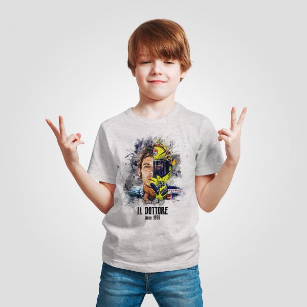 Kinder T-Shirt - Valentino Rossi - Face2Face