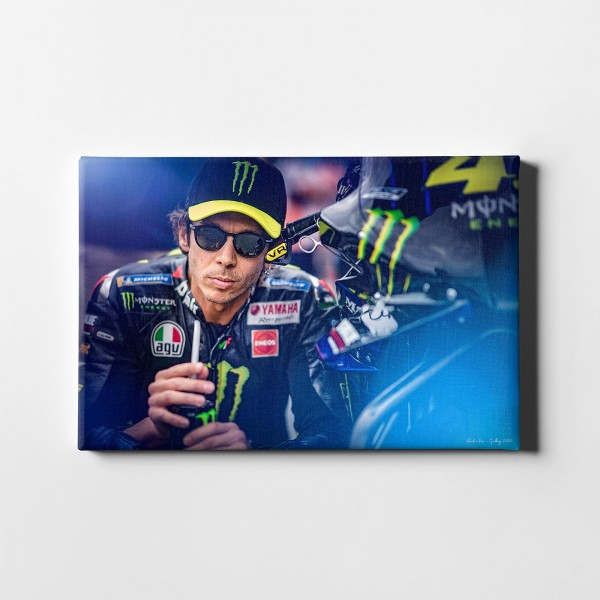 "Valentino Rossi - ""starting grid"""