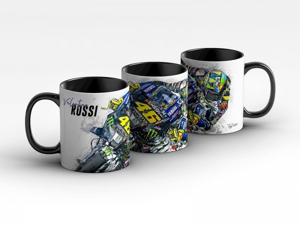 GP-Tasse 125 - Valentino Rossi - Collectors Edition - 2020