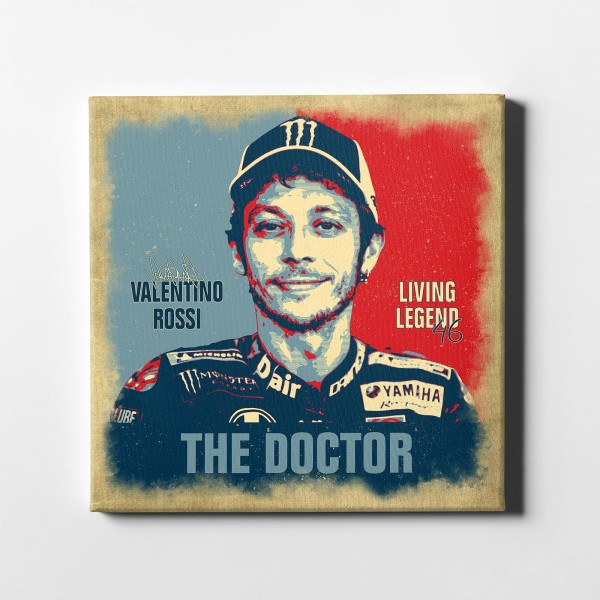 Valentino Rossi - Living Legend - The Doctor