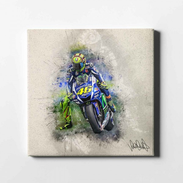"Valentino Rossi - ""Jerez Brake artwork"" - VR14 -"