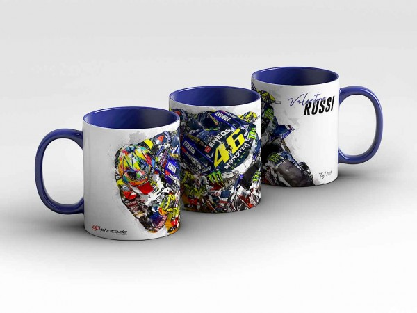 GP-Tasse 84 - Valentino Rossi - Collectors Edition - 2019 -