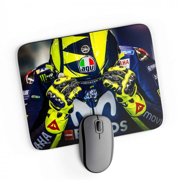 GP-Mousepad Valentino Rossi - ready