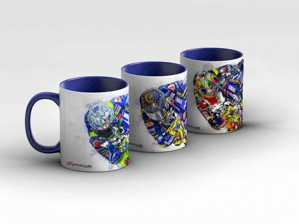 GP-Tasse 88 - Valentino Rossi - Collectors Edition - 2019 - 2017