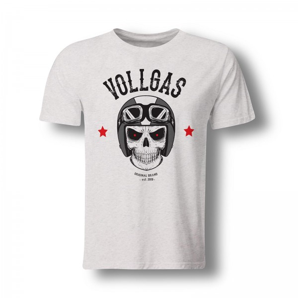 T-Shirt - Vollgas - Red Star