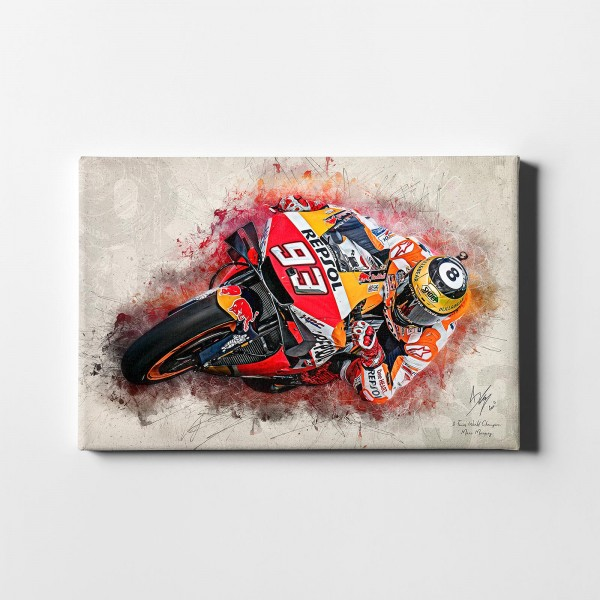 Marc Marquez - Eightball - 2019 - MM16