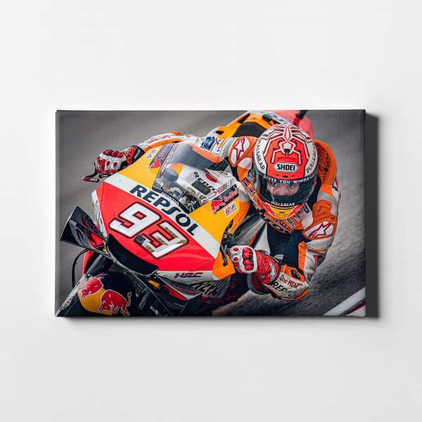 Marc Marquez - clear - MM20