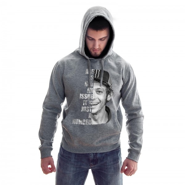 Hoodie - Valentino Rossi - Age is not an issue