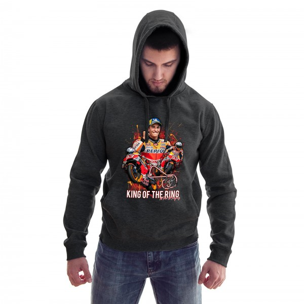 Hoodie - Marc Marquez - King of the Ring