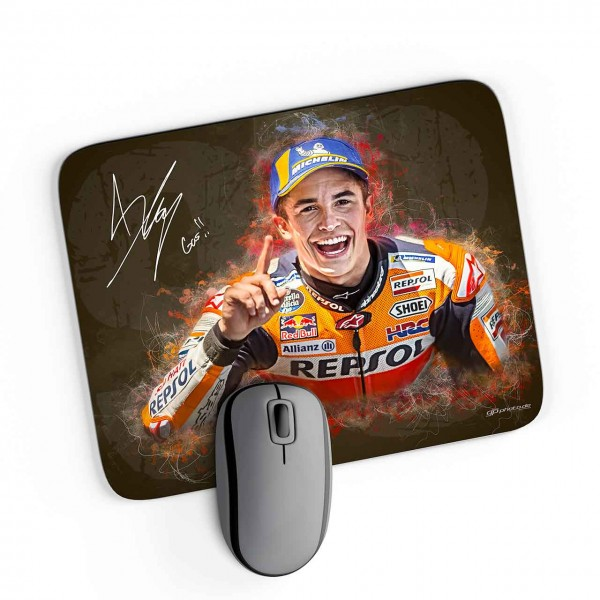 GP-Mousepad Marc Marquez - magic Marc