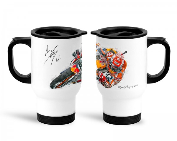 Thermobecher MM001 - Marc Marquez - 2019